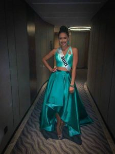 Miss Universe Belize rocks the show in Philippines