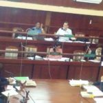 The Senate held its first meeting yesterday in Belmopan for 2017