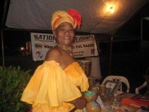 Leela Vernon , Belize's Bruk Down Queen passes away