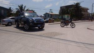 Breaking: Man shot in Belize City