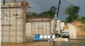 New Macal Bridge to be completed in May