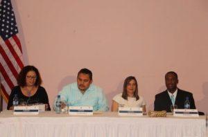 CARI-SECURE tours Belize's Crime Observatory