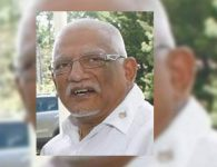 University of Belize President Dr. Clement Sankat to leave office