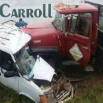 Breaking: Road traffic accident in Santa Cruz, Southern Belize