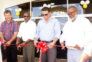 Quality Poultry Products opens brand new complex in Belmopan