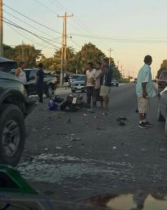 Fatal road traffic accident in Corozal leaves one dead
