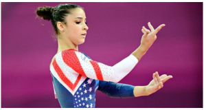 Olympic gold medalist Aly Raisman insulted in Belize