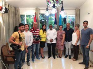 DPM concludes official visit to Cuba