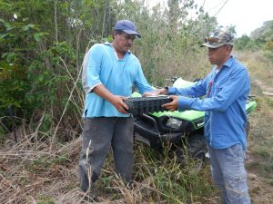 FCD assists farmers in Vaca Forest Reserve