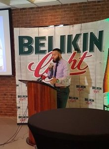 Belikin launches new light beer