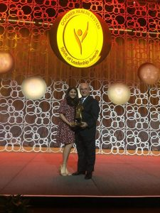 Dr. Jose Mena wins Physician of the Year