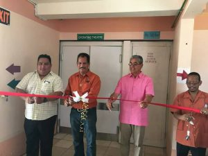 Northern Regional Hospital gets operating theater