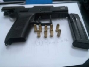 PG police recover gun stolen in 2016 robbery