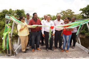 New May Pen bridge inaugurated