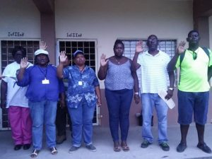 Results of PUP convention in Dangriga