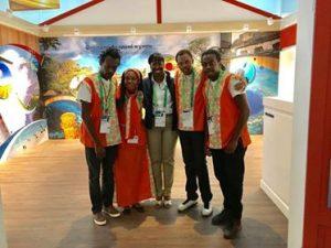 Belizeans represent in Kazakhstan for World Expo 2017