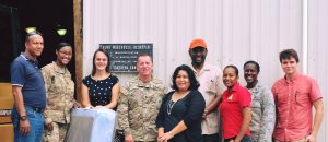 US Embassy donates USD $217,000 in supplies to National NEMO Warehouse