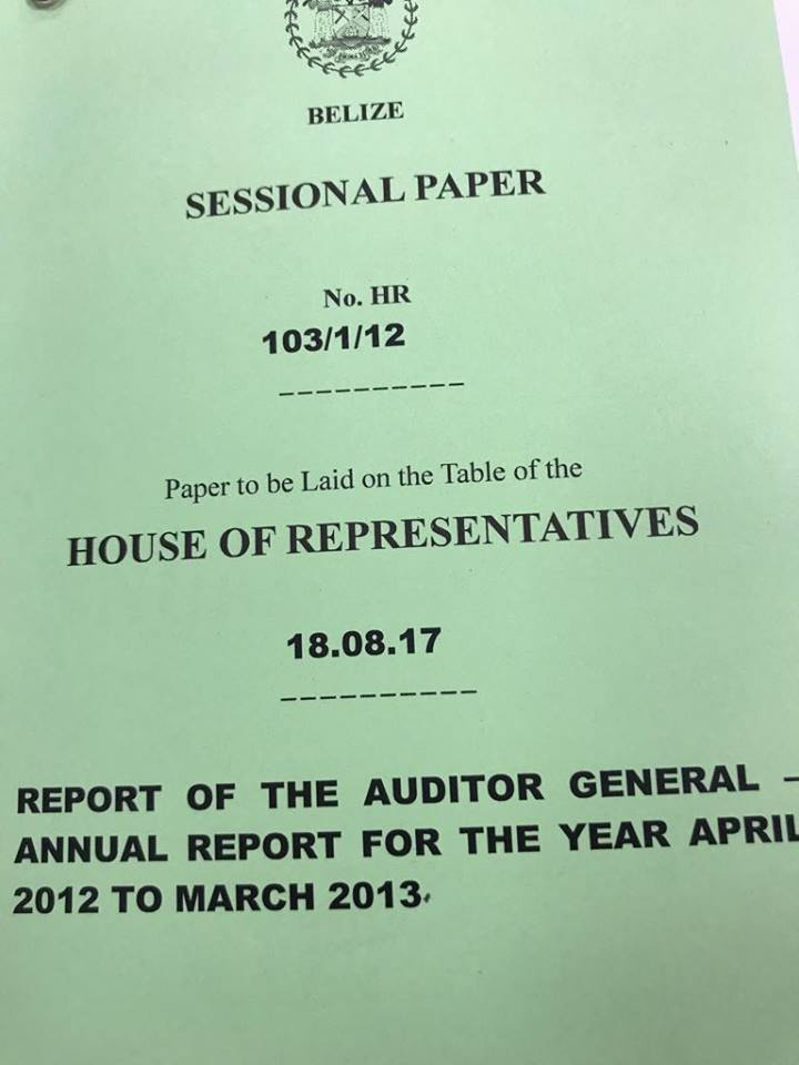 Breaking Does The Audit Report On Ministry Of Works Reveal Another