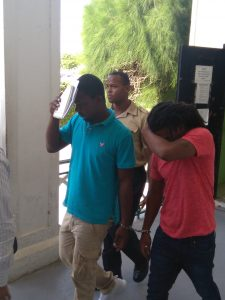 Jafari Castro arraigned in Belize City