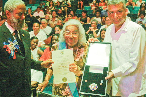 National Assembly pays tribute to Dr. Jane Usher