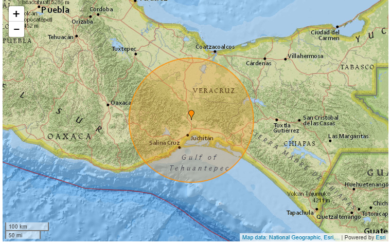 Mexico hit by new 6.1 magnitude earthquake