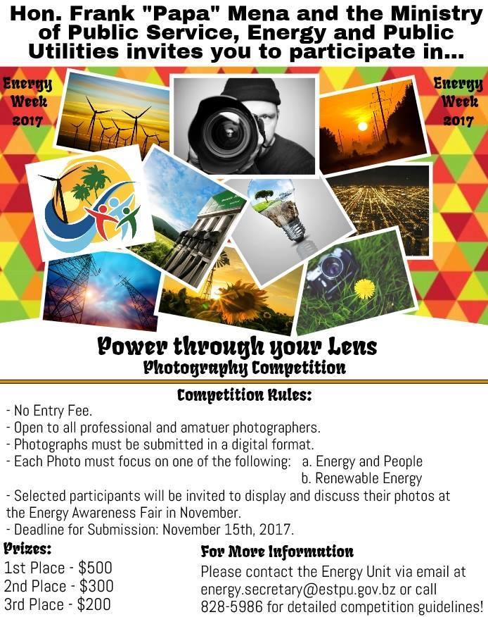 CARICOM Energy Month (CEM) Competition