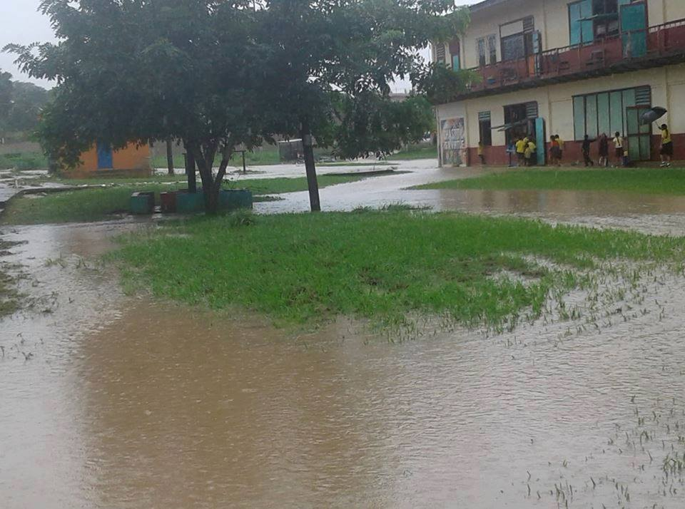Rain batters Cayo district