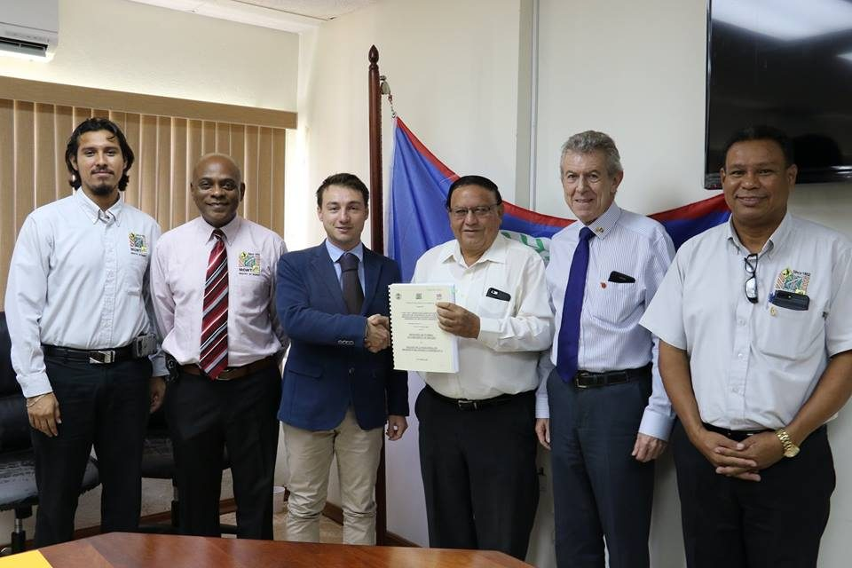 Gob Sign Contract For Consultancy Services Valued At Us 995000