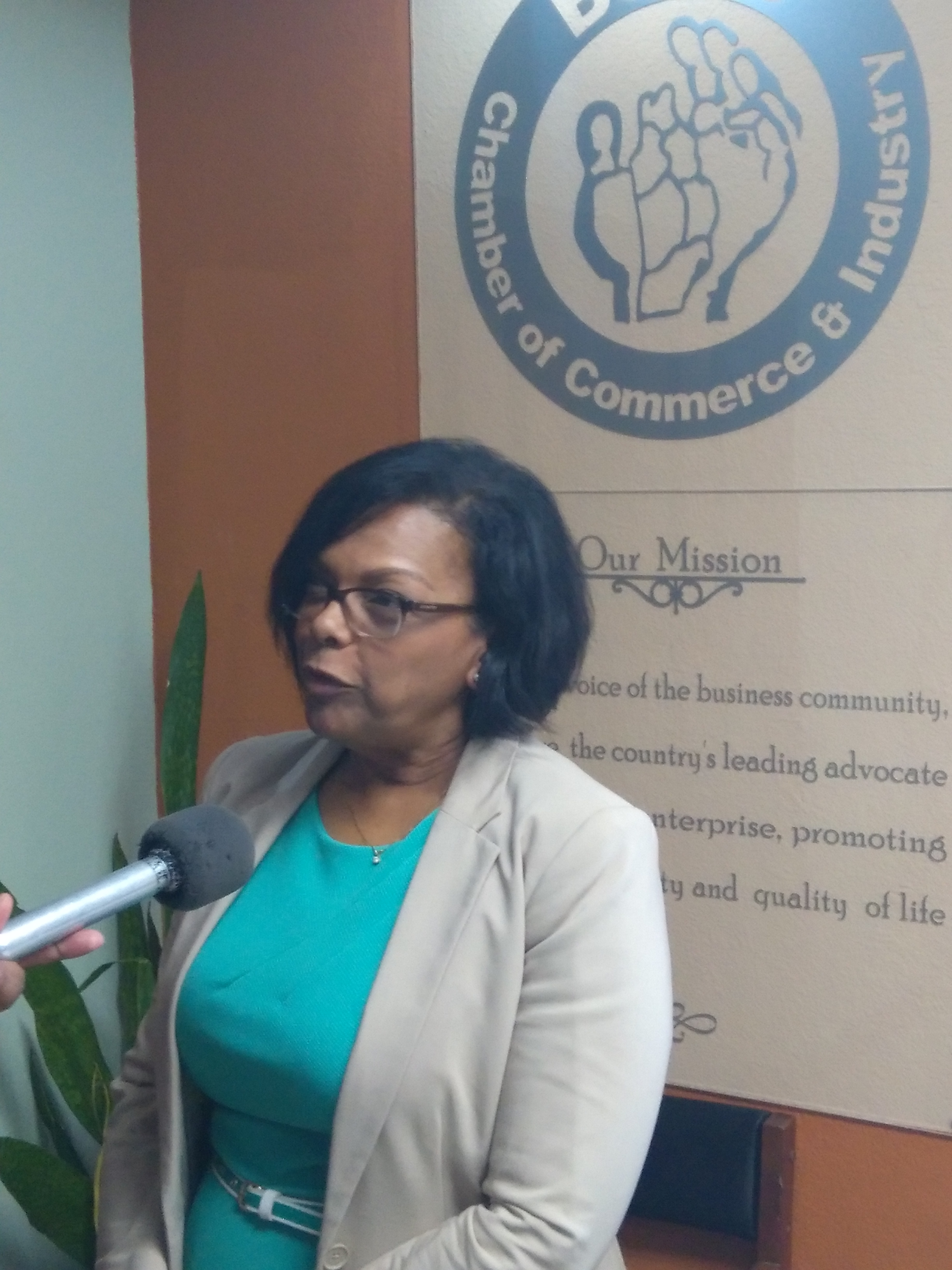 International Labour Organization and Chamber join up for two-day workshop
