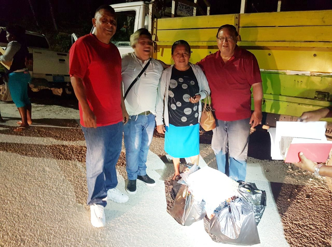 NEMO assists victims of Cayo quarry explosion