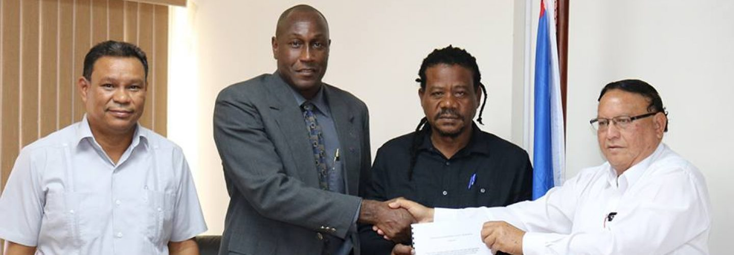 Ministry of Works signs contract for consultancy services valued at  US $375,000