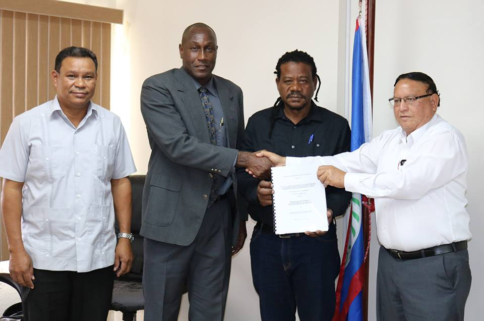 Ministry Of Works Signs Contract For Consultancy Services Valued At