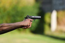 City man shot at, not injured