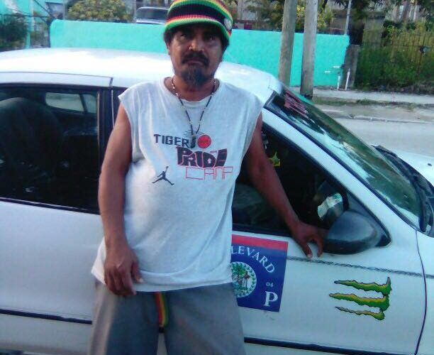 Missing taxi driver found