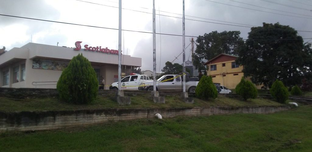 Scotiabank closing two branches in Belize
