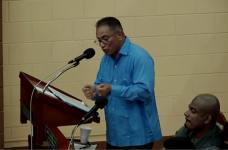 "John Briceno: ""Next PUP government will strengthen governance in Belize"""