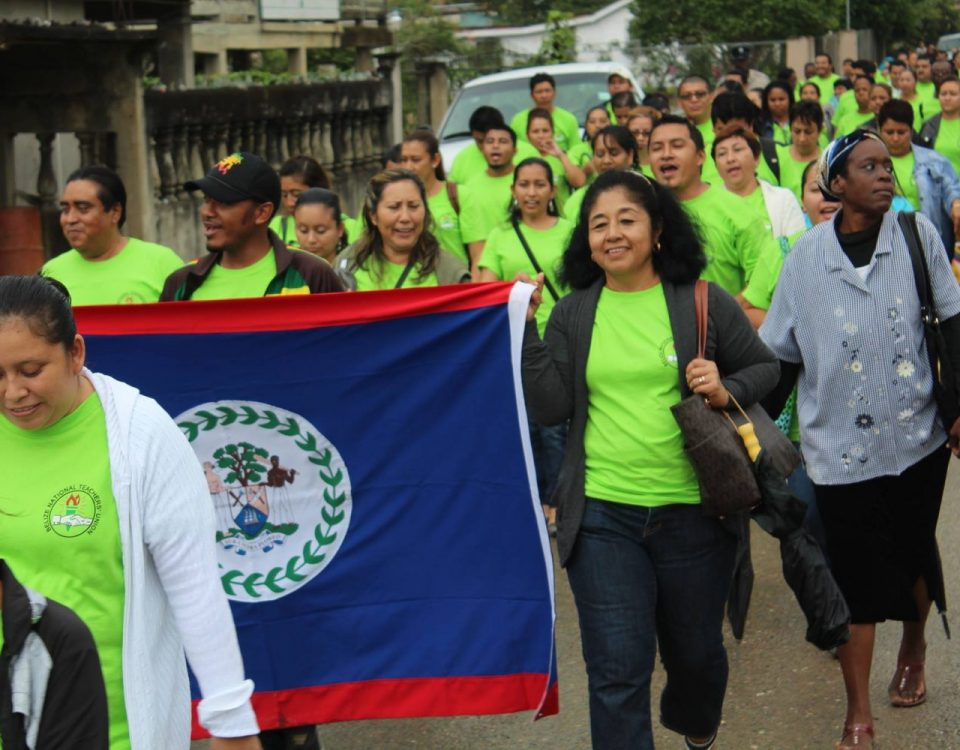 BNTU joins NTUCB in tomorrow's demonstration in Belize City