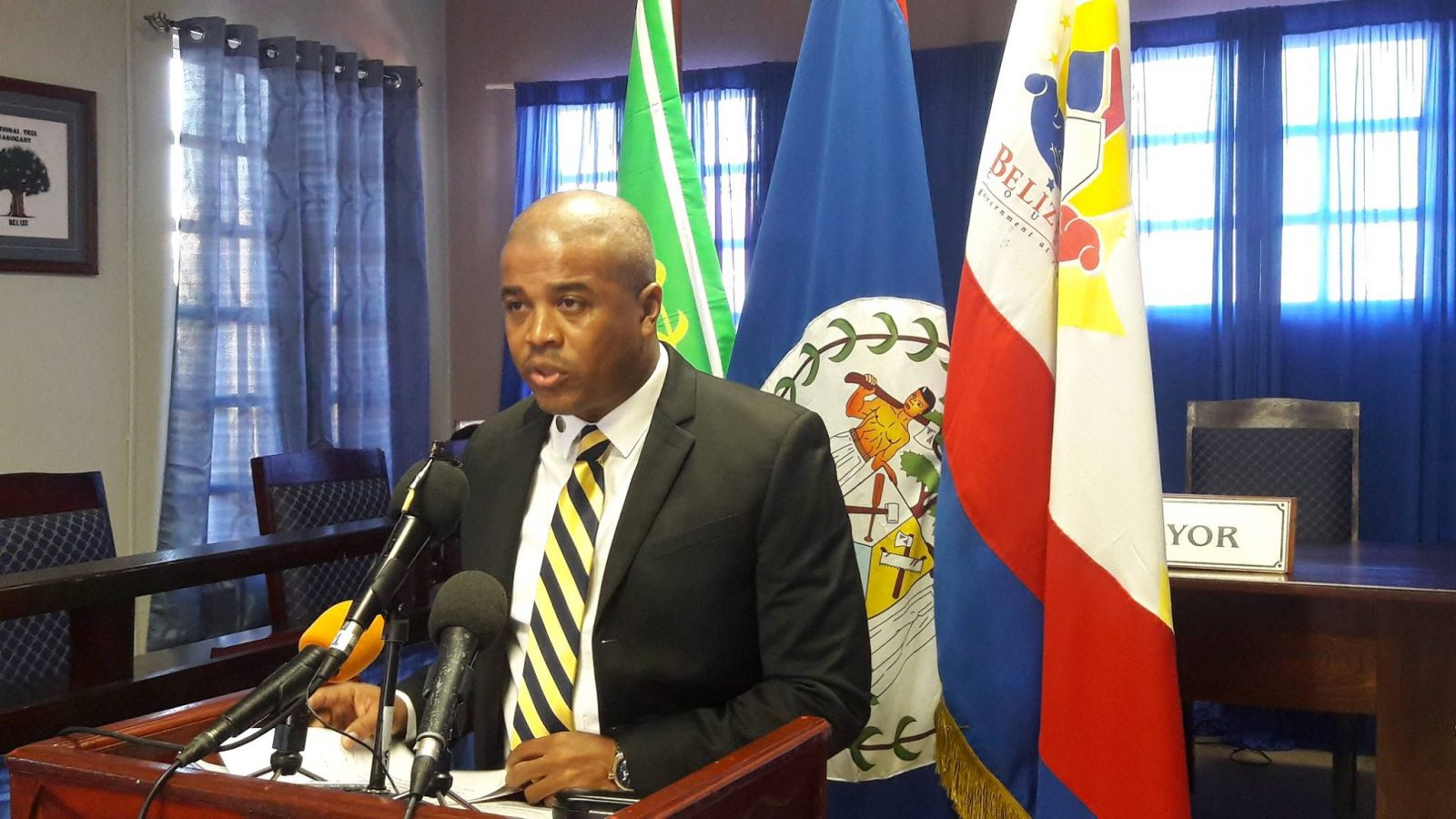 Belize City Council's new fundraising venture promises a win-win for investors