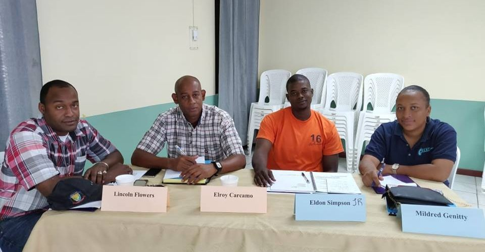 19 community workers trained in youth conflict mediation