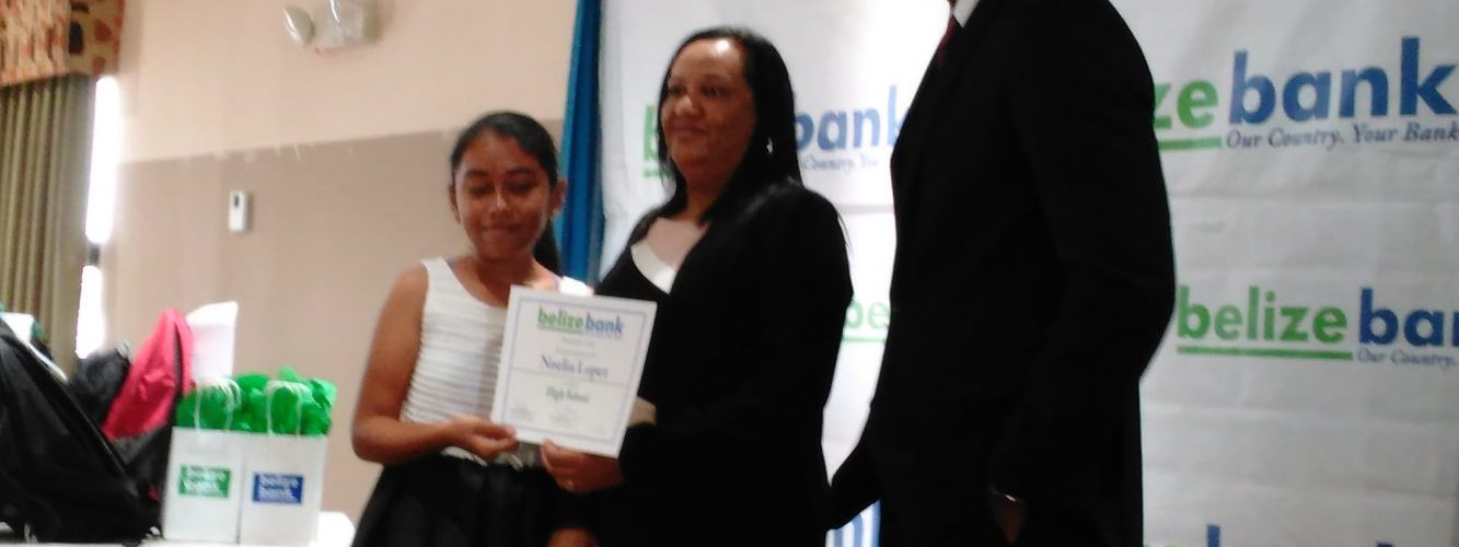 Belize Bank issues scholarships