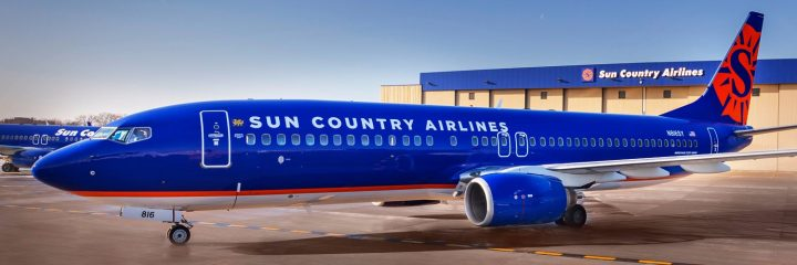 Image result for sun country airlines