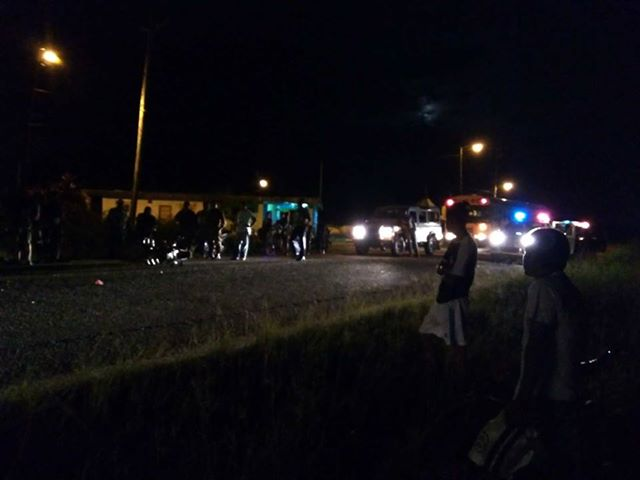 Traffic accident in Southern Belize leaves one injured