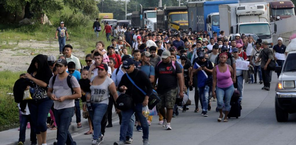 US Secretary of State says illegal immigrants will not enter the US