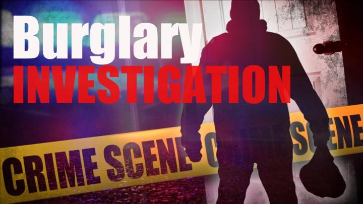 burglary investigation