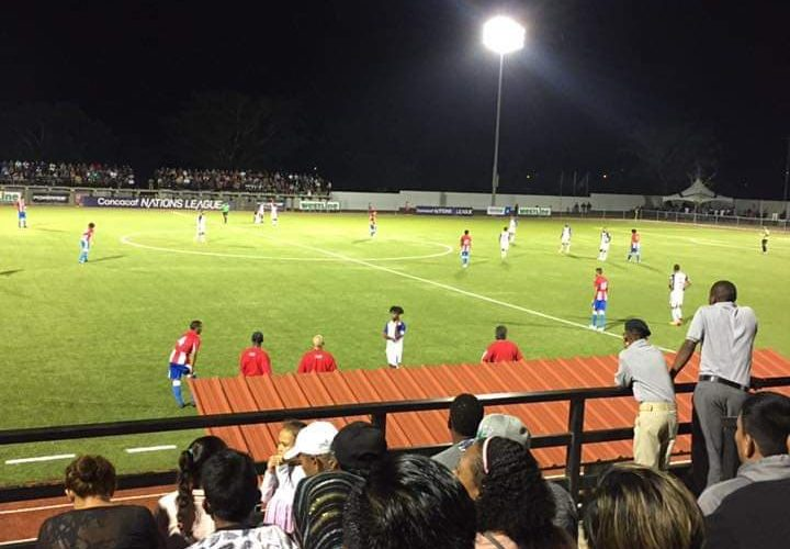 Belize defeats Puerto Rico with one goal by Denmark Casey