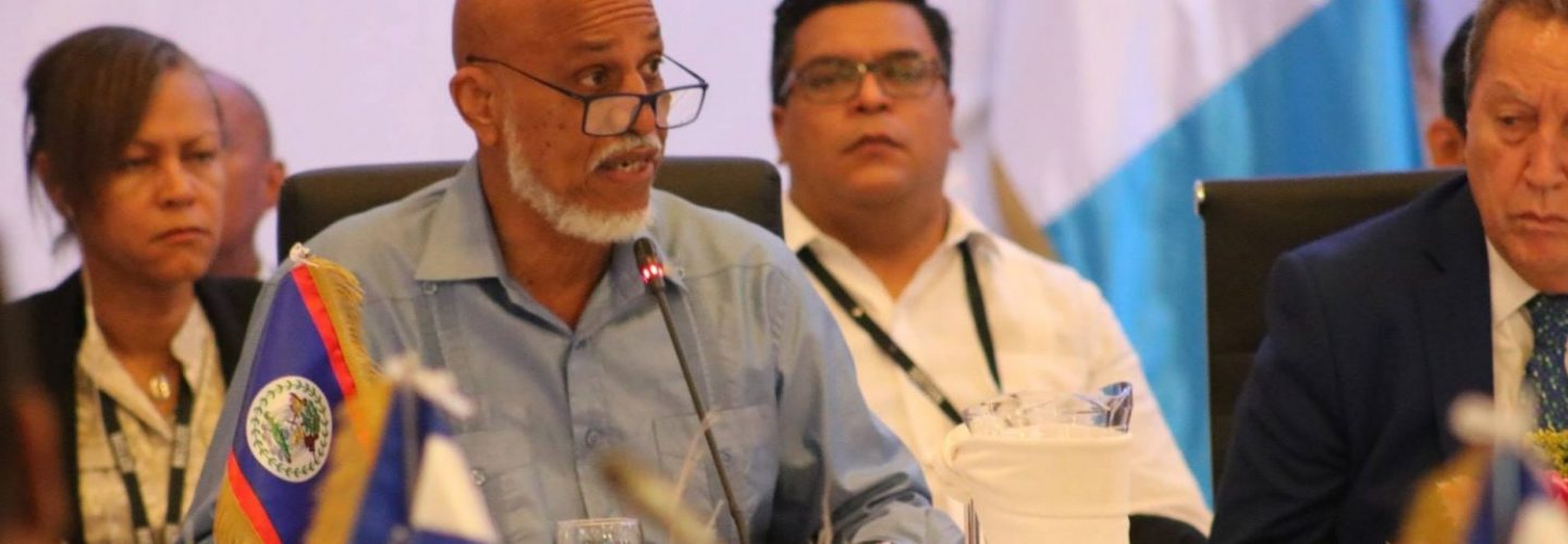 Belize hosts LII meeting of the Heads of State and Government of the Central American Integration System (SICA)