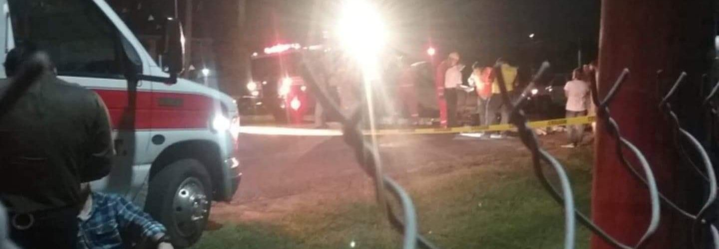 Father and son die in road traffic accident in Spanish Lookout