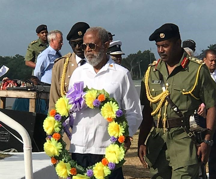 National Heroes and Benefactors honored with wreath laying ceremony