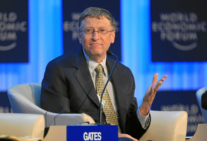 bill gates owns island in belize