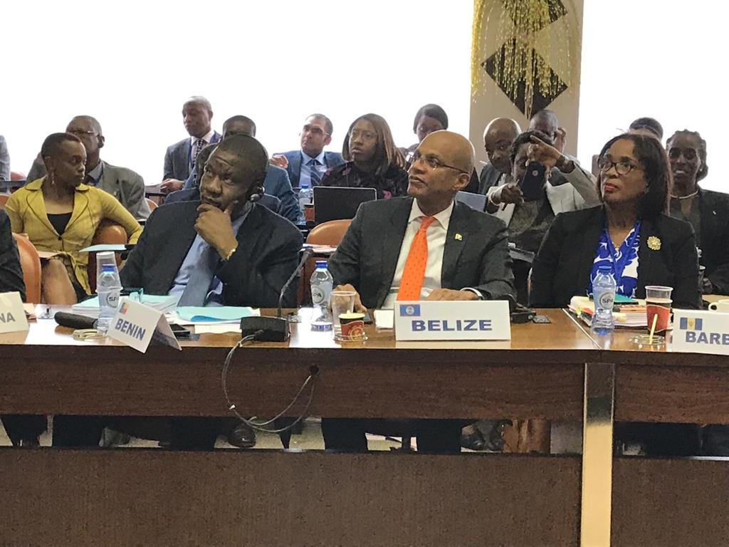 African, Caribbean and Pacific Group of States commends Belize on ICJ Referendum; Calls for cooperation mechanism for Sarstoon